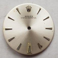 Relojes - Rolex: ESFERA ROLEX OYSTER PERPETUAL ORIGINAL. Lote 234282830