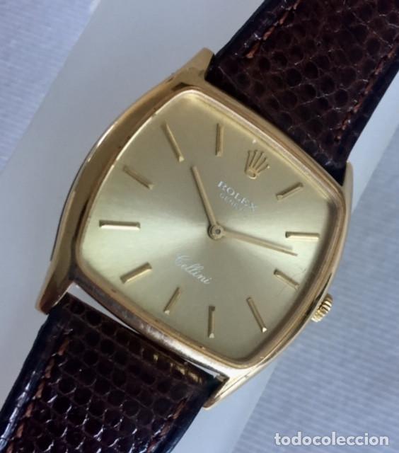 Relojes - Rolex: ROLEX CELLINI ORO 18KT. ¡¡COMO NUEVO!! - Foto 3 - 68274257