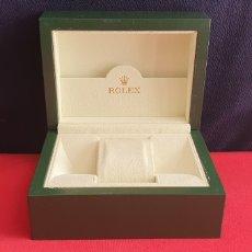 Relojes - Rolex: ESTUCHE DEL RELOJ ROLEX EN PERFECTO ESTADO VER FOTOS. Lote 243591160