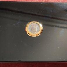 Relojes - Rolex: CAJA DE RELOJ ROLEX CELLINI LACADO NEGRO 50.00.09. Lote 245386985
