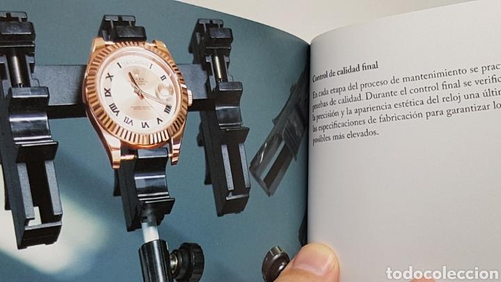 Relojes - Rolex: FUNDA Y DOCUMENTACION RELOJ ROLEX MODELO 16610T - Foto 7 - 246445390