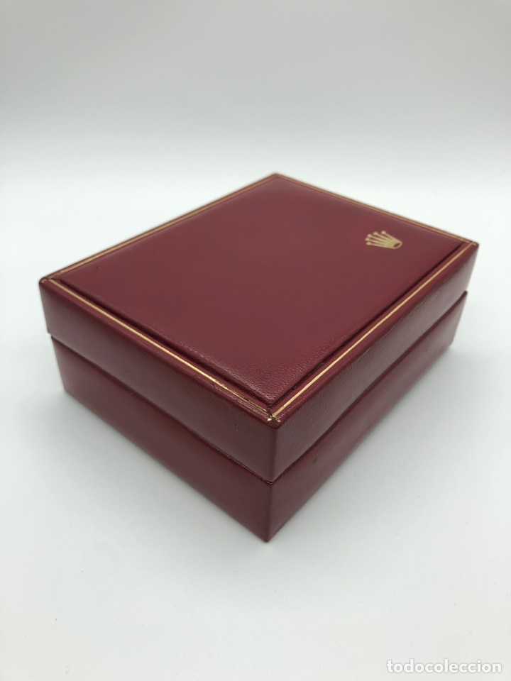 Relojes - Rolex: Caja original Rolex 14.00.02 - Foto 2 - 249069165