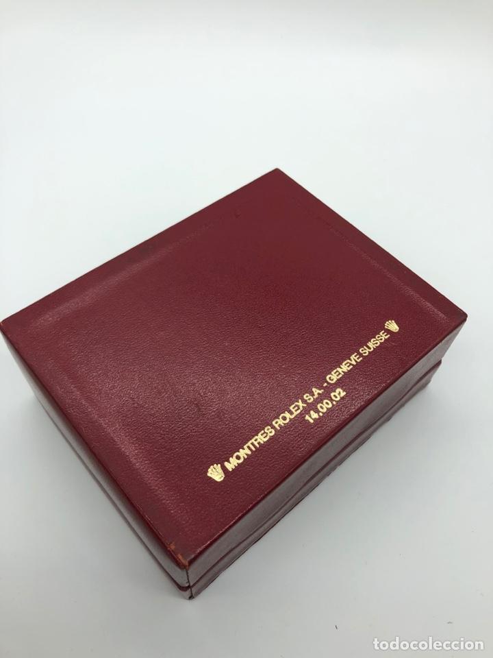 Relojes - Rolex: Caja original Rolex 14.00.02 - Foto 7 - 249069165