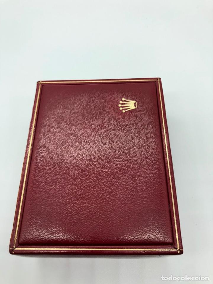 Relojes - Rolex: Caja original Rolex 14.00.02 - Foto 8 - 249069165