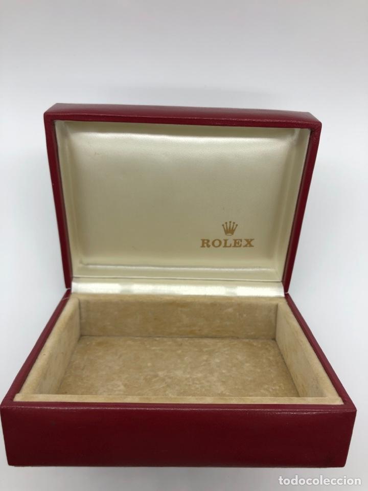 Relojes - Rolex: Caja original Rolex 14.00.02 - Foto 13 - 249069165