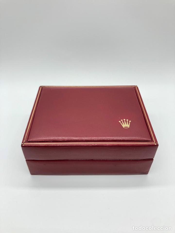 CAJA ORIGINAL ROLEX 14.00.02 (Relojes - Relojes Actuales - Rolex)
