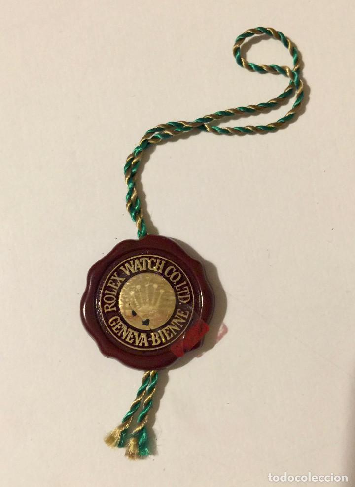 Relojes - Rolex: ROLEX OYSTER PERPETUAL DATEJUST-ORO Y ACERO-SUPERLATIVE CHRONOMETER-SWISS MADE 1992 PARA SEÑORA - Foto 10 - 254148280