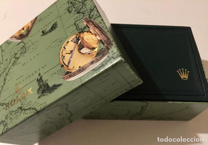 Relojes - Rolex: ROLEX OYSTER PERPETUAL DATEJUST-ORO Y ACERO-SUPERLATIVE CHRONOMETER-SWISS MADE 1992 PARA SEÑORA - Foto 15 - 254148280