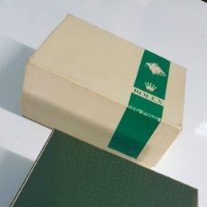 Relojes - Rolex: ESTUCHE ROLEX 11.00.2 CON SU CAJA DE CARTON AÑOS 60 SUBMARINER. Lote 254601255