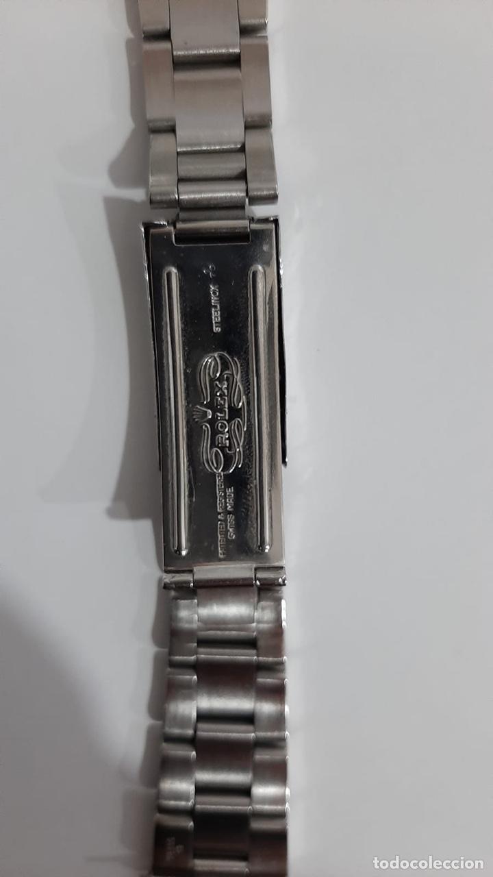 Relojes - Rolex: Correa Rolex en perfecto estado - Foto 5 - 255626185