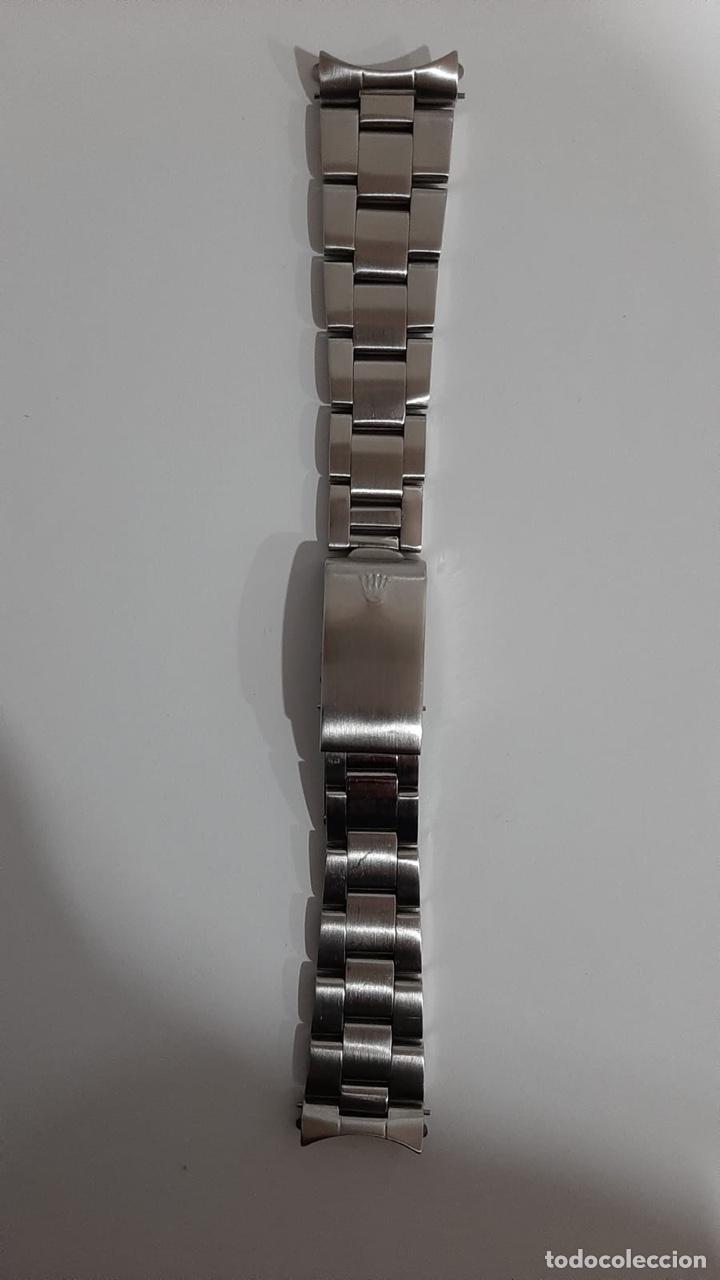 CORREA ROLEX EN PERFECTO ESTADO (Relojes - Relojes Actuales - Rolex)