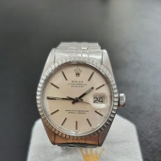 Relojes - Rolex: ROLEX OYSTER PERPETUAL DATEJUST 16030. Lote 258559820