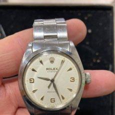 Relojes - Rolex: ROLEX OYSTER PRECISIÓN AÑOS 60, CUERDA, RECIÉN REVISADO. Lote 260731560