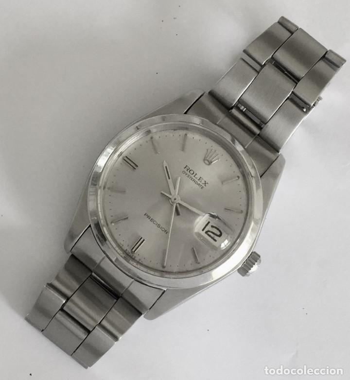 Relojes - Rolex: ROLEX OYSTER DATE ¡¡IGUAL QUE NUEVO!! - Foto 2 - 254633410