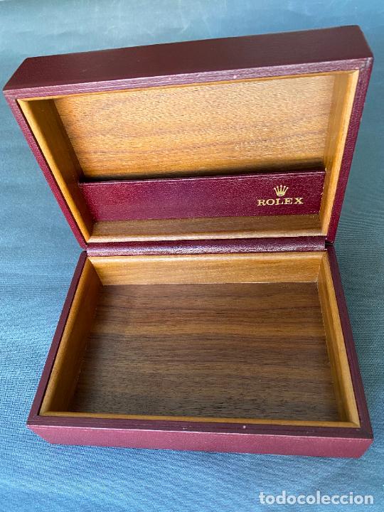 Relojes - Rolex: ROLEX CAJA 53 00 01 DAYDATE DAYTONA DATEJUST , EN ESTADO VACÍA , ORIGINAL , - Foto 4 - 262559840