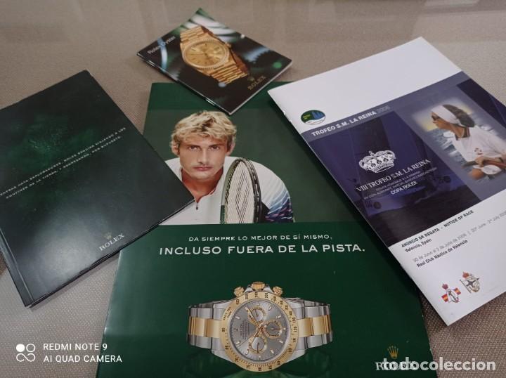 Relojes - Rolex: Catálogos y revistas rolex - Foto 2 - 263163445