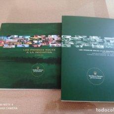 Relojes - Rolex: PREMIOS ROLEX A LA INICIATIVA. Lote 263190150