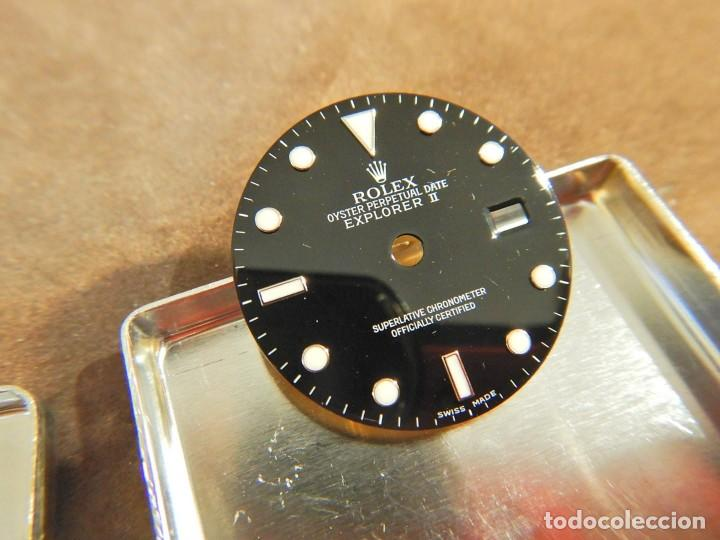 Relojes - Rolex: Esfera Rolex - Foto 5 - 264716139