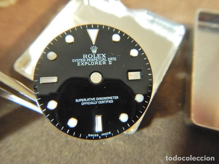 Relojes - Rolex: Esfera Rolex - Foto 8 - 264716139