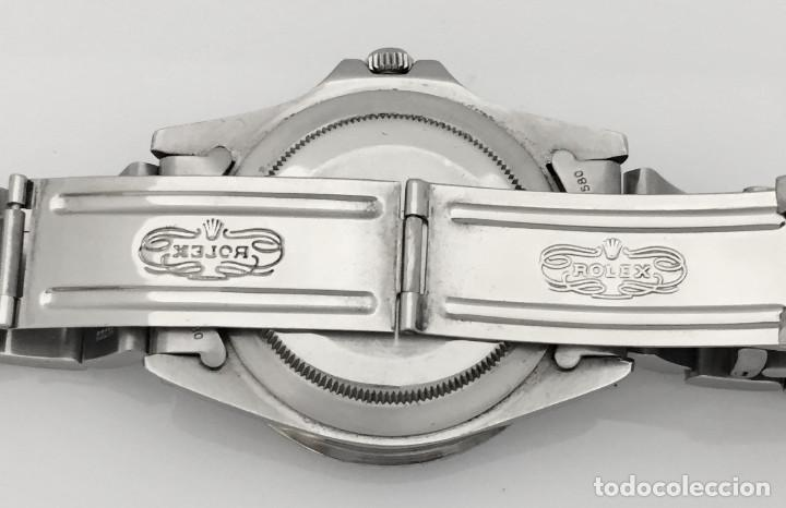 Relojes - Rolex: ROLEX GMT MASTER (PEPSI) ¡¡ REFERENCIA-16750 !! COMO NUEVO!! - Foto 4 - 229104405