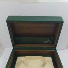 Relojes - Rolex: MONTRES ROLEX S.A. 53.00.01 CAJA DE RELOJ VACÍA GENÈVE SUISSE. Lote 267404529