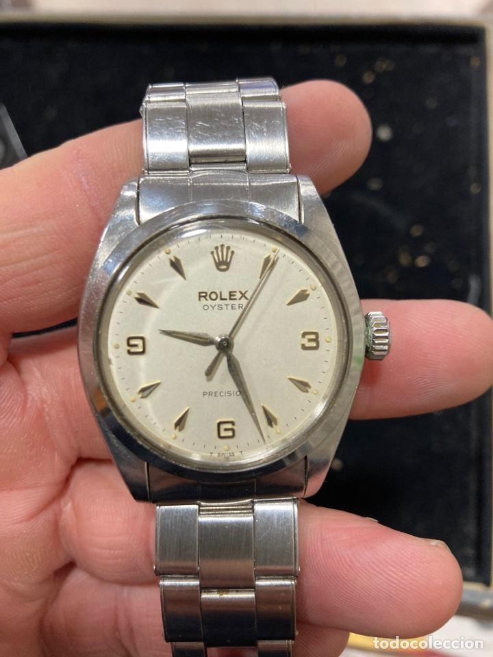 ROLEX OYSTER PRECISIÓN AÑOS 60, CUERDA, RECIÉN REVISADO (Relojes - Relojes Actuales - Rolex)