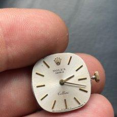 Relógios - Rolex: MOVIMIENTO, MAQUINARIA ROLEX CELLINI CAL. 1600 FUNCIONANDO MUY BIEN. Lote 269480763