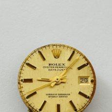 Relojes - Rolex: MOVIMIENTO ROLEX 1161 AUTOMATIC PARA PIEZAS O REPARACIÓN. Lote 269828768