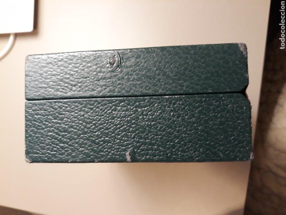 Relojes - Rolex: Caja Rolex en piel y madera. - Foto 4 - 272985148