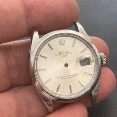 Relógios - Rolex: KIT COMPLETO ROLEX OYSTER PERPETUAL DATE 1500, CAJA + ESFERA + CORONA + MANILLAS. Lote 274352823
