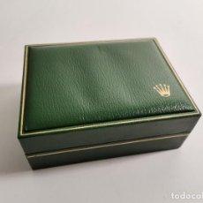 Relógios - Rolex: CAJA DE PIEL RELOJ MARCA ROLEX. S.XX.. Lote 275722563