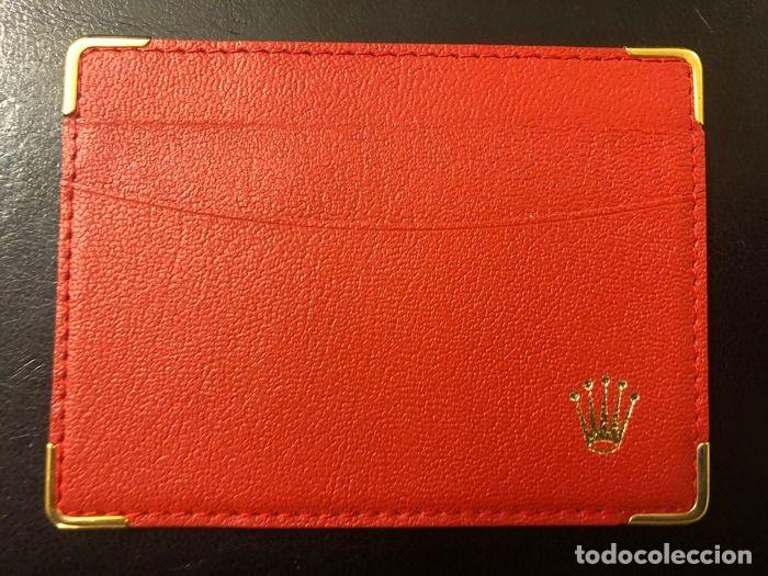 Relojes - Rolex: Rolex Card Holder - Foto 2 - 276376198