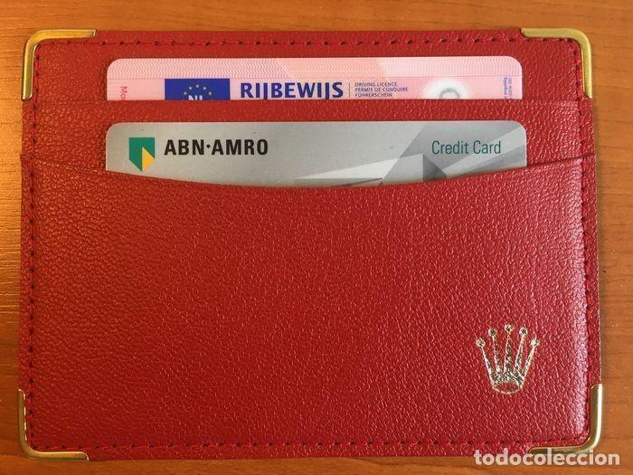 Relojes - Rolex: Rolex Card Holder - Foto 3 - 276376198