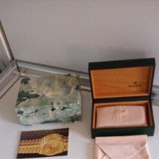 Relojes - Rolex: SET CAJA ROLEX MODELO 16610 + DOCUMENTACION + COMPLEMENTOS. Lote 276764123