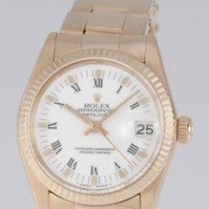 Relojes - Rolex: ROLEX DATEJUST YELLOW GOLD 18K REF: 6827. Lote 277501663