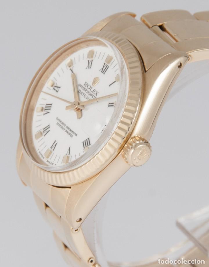 Relojes - Rolex: Rolex Datejust Yellow Gold 18k Ref: 6827 - Foto 3 - 277501663