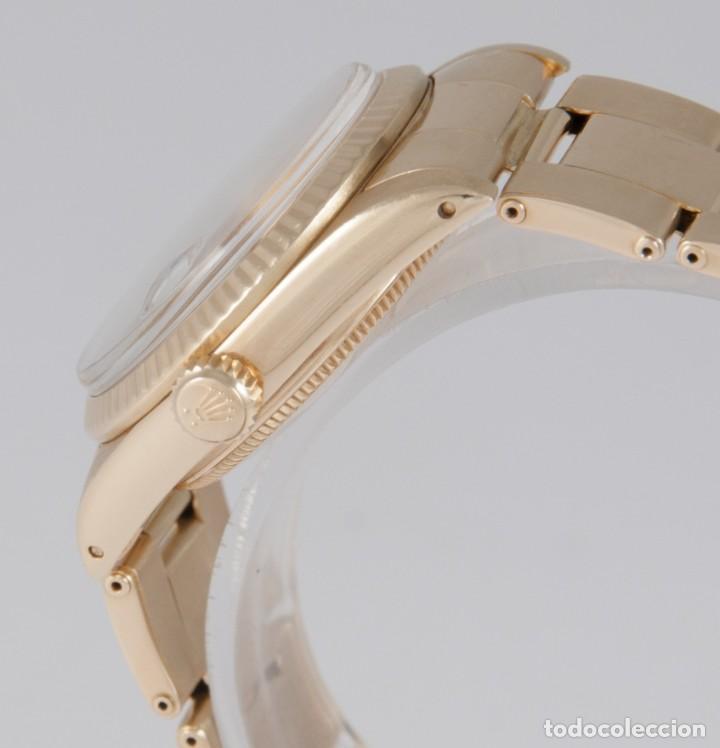 Relojes - Rolex: Rolex Datejust Yellow Gold 18k Ref: 6827 - Foto 4 - 277501663