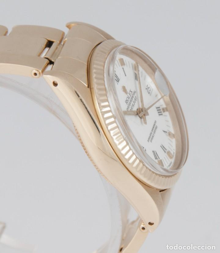 Relojes - Rolex: Rolex Datejust Yellow Gold 18k Ref: 6827 - Foto 7 - 277501663