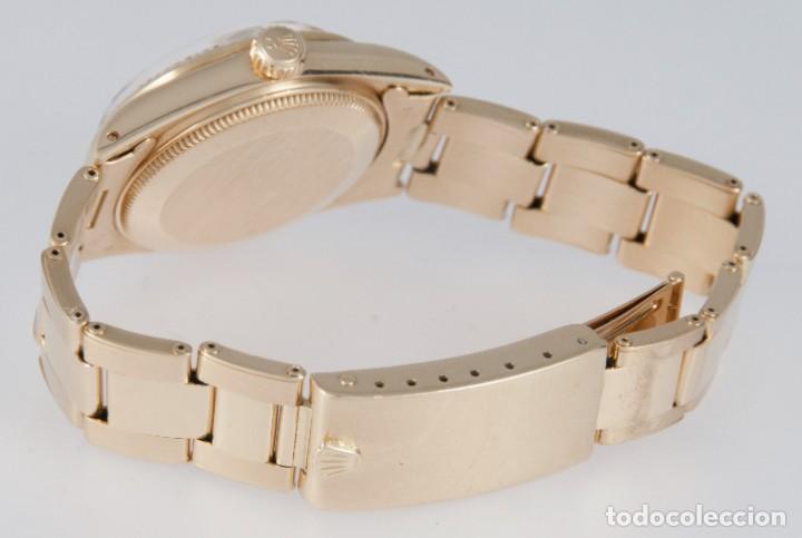 Relojes - Rolex: Rolex Datejust Yellow Gold 18k Ref: 6827 - Foto 10 - 277501663