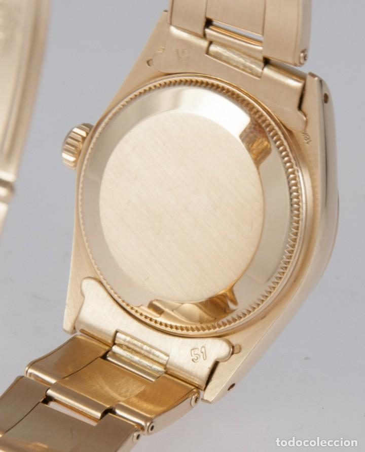 Relojes - Rolex: Rolex Datejust Yellow Gold 18k Ref: 6827 - Foto 11 - 277501663
