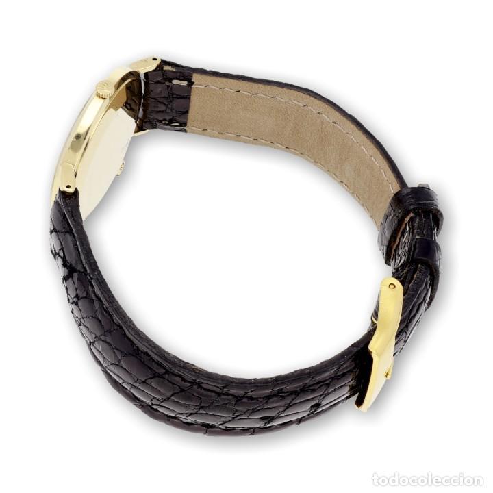 Relojes - Rolex: Rolex Cellini Reloj de Oro de Señora de Ley 18k con Pulsera de Cuero - Foto 6 - 284755693