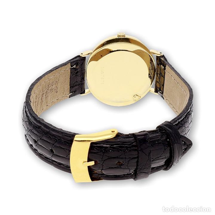 Relojes - Rolex: Rolex Cellini Reloj de Oro de Señora de Ley 18k con Pulsera de Cuero - Foto 7 - 284755693