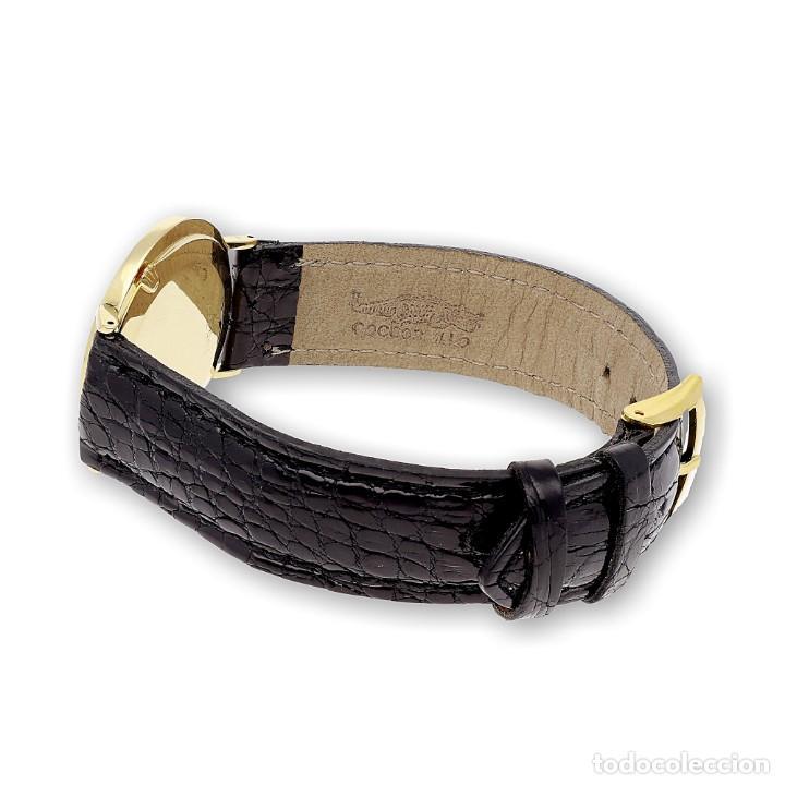 Relojes - Rolex: Rolex Cellini Reloj de Oro de Señora de Ley 18k con Pulsera de Cuero - Foto 8 - 284755693