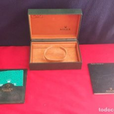 Orologi - Rolex: ESTUCHE DEL RELOJ ROLEX BUEN ESTADO VER FOTOS. Lote 286456348