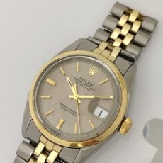 Relojes - Rolex: ROLEX ORO18KT.Y ACERO OYSTER PERPETUAL DAY-DATE.EDIC ESPECIAL.. Lote 286571123