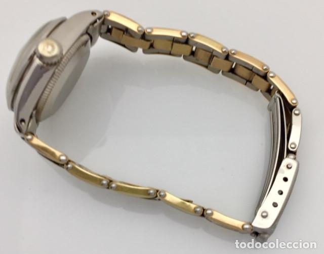 Relojes - Rolex: ROLEX ACERO Y ORO 18KTS.CENTRO Y LOS CANTOS de PULSERA.MUJER. - Foto 6 - 286754718