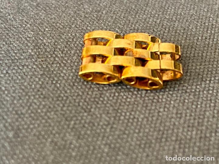 Relojes - Rolex: ESLABONES ORIGINALES ROLEX ORO DE 18 K. LINKS ORIGINALS ROLEX , GOLD . DATEJUST 6927 YEAR 1980 - Foto 6 - 288059393
