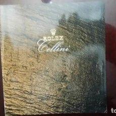 Relojes - Rolex: CATALOGO ROLEX CELLINI 1999. Lote 293285153