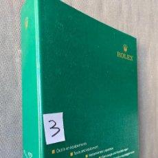 Relojes - Rolex: ROLEX HERRAMIENTAS Y APARATOS , ORIGINAL , TOOLS AND EQUIPMENT , TUDOR. Lote 293619028