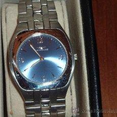 Relojes - Sandox: RELOJ SANDOZ ACERO BLUE. Lote 21788293